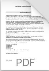 PROJEKT-Abschlussbericht - Räume für auswärtige Eltern